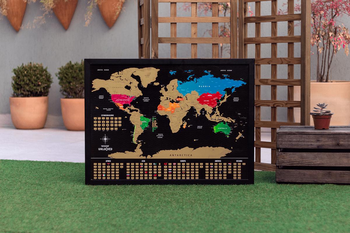 mapa do brasil com detalhe